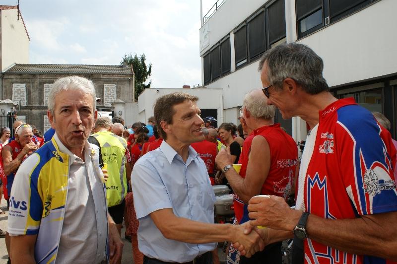 Gilles, ??? et Alain