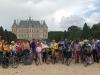 Devant le chateau de Sceaux