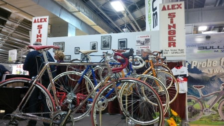 Les vélos sur mesure d'Alex Singer